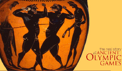 The Real Story of the Ancient Olympic Games