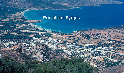 The Priniatikos Pyrgos Project