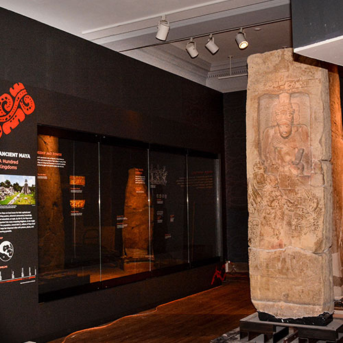 Newly Renovated And Re Imagined Central >> Building Transformation Penn Museum